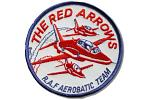 Ecusson Red Arrows