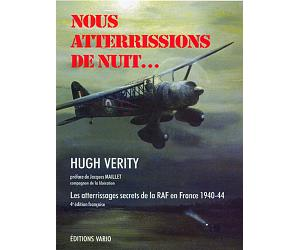 Nous atterrissons de nuit Hugh.Verity