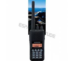 KENWOOD TH K20E VHF portable fréquence vol libre